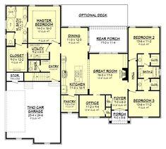 Brookwood House Plan – House Plan Zone