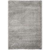 Found it at Wayfair - California Shag Silver Rug - pretty color for new room perhaps