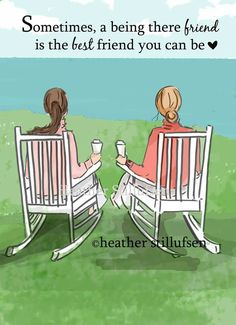 Friendship it's a wonderful thing