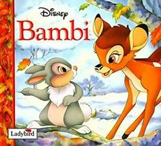 Bambi (Disney Landscape Picture Books), Salten, Felix, Used; Very Good Book