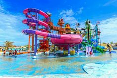 Cartoon Network Water Park Pattaya.