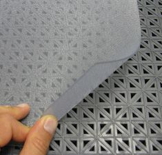 Clear Vinyl Runner Mats for Hard Floor Surfaces