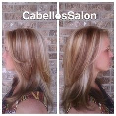 Beautiful work by Brandi! Call Cabello's at 850-575-7529 to book your appointment with her to get your dream hair! #CabellosSalon #cabellostally #hair #salon #spa #tally #tallahassee #blonde #highlights #redken @modernsalon @redken5thave @behindthechair_com #styleyourstory