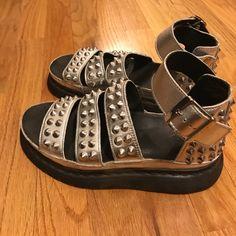 2119bed3e05 Dr. Martens Shoes - Doc marten Liza studded sandal