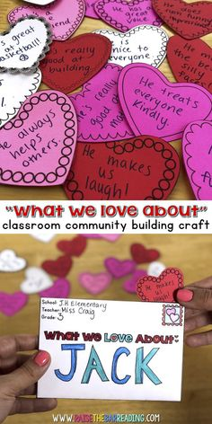 Low Prep Valentine's Day Activities for Elementary Students - Raise the Bar Reading