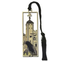 Tower of London bookmark
