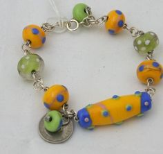Beads From The Beach Handcrafted Bracelet