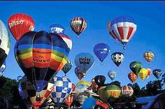 Bristol Balloon Festival - an amazing place and a fantastic experience