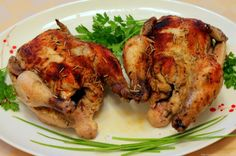 Crock Pot Cornish Hens; so simple and yet so yummy!