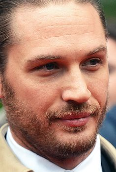 Tom Hardy - what a handsome gentleman