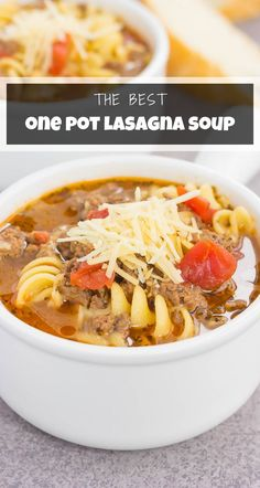Hearty Soup Recipes, Easy Dinner Recipes, Pasta Recipes, Crockpot Recipes, Easy Meals, Cooking Recipes, Delicious Recipes, Dinner Ideas, Tasty