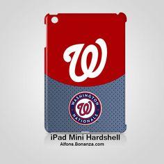 Washington Nationals iPad MINI Case Cover Hardshell