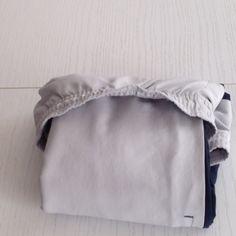 Piegatura pantalone sportivo