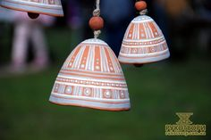 Ukrainian сeramic bells. Ukrainian Folk Art
