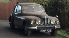 Airplane Heritage Find: 1952 Bristol 401