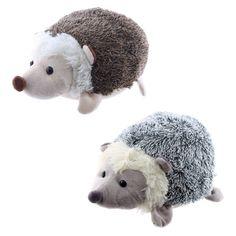 Delightful Cute+Fluffy+Laying+Hedgehog+Design+Door+Stop