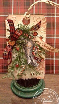 In My Creative Opinion: The 25 Days of Christmas Tags 2017 - Day 26 - BONUS DAY