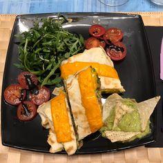 Ricetta Burrito di pollo con guacamole al lime - La Ricetta di GialloZafferano
