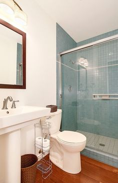 Zillow Contemporary Bathrooms contemporary 3/4 bathroom - come find more on zillow digs! | light