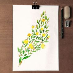 Mayline Watercolor Painting