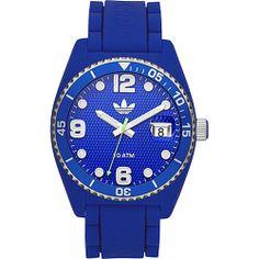 #AdidasOriginalsWatches, #FashionAccessories, #Watches - adidas originals Watches Brisbane Strap Royal Blue - adidas originals Watches Watches