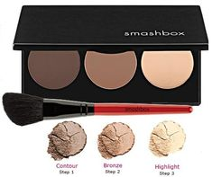 Smashbox Contour Palette.  I use this palette on a regular basis.  Great for contouring my nose to make it look a little longer.  Great way to have fun and trick the eyes!