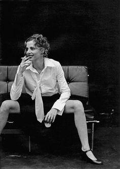 Interview de Peter Lindbergh en 2003 (Une série de photos surprenantes)