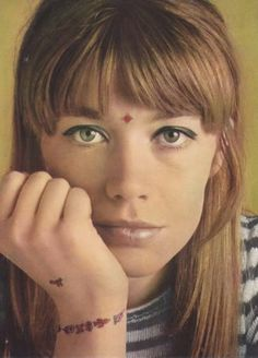 Image result for francoise hardy