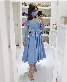 Skirt Outfits Modest, Dressy Dresses, Modest Dresses, Simple Outfits, Classy Outfits, Cute Dresses, Beautiful Dresses, Short Dresses, Girls Fashion Clothes