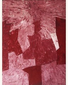 Composition Abstraite, 1958 - Serge Poliakoff (1900–1969)