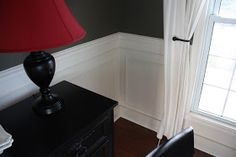 The Yellow Cape Cod: 31 Days of Character Building: Picture Frame Molding
