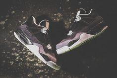 "Air Jordan 4 Retro ""Fear"" – Release Date"