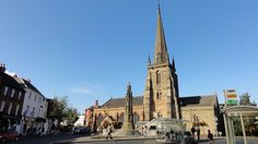 St Peters Square, Hereford.  Source: http://www.goherefordshire.co.uk/