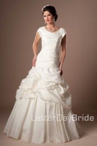 Channing - Wedding Dress Front