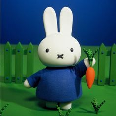 miffy was my favorite!