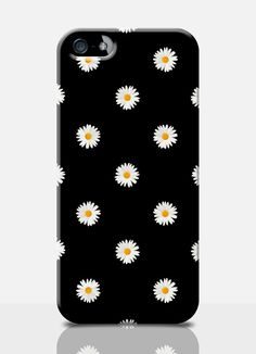 DAISY mobile phone case, available on: iPhone 4 4s, iPhone 5 5s, Samsung S3, Samsung S4.  By TheSmallPrintCases, £10.99