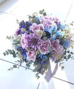 #novarese#vressetrose #yokohamamonolith #Wedding #blue #purple #Bouquet #natural #Flower #Bridal #ノバレーゼ#ブレスエットロゼ#横浜モノリス#ウエディング #ライラック#ユーカリポポラス #パープル# ブーケ #ラウンドブーケ#ブレスエットロゼ横浜#結婚式