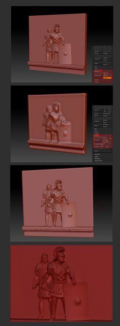 Pixologic :: Interview :: Ryse: Son of Rome :: Gallery