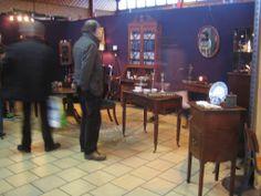 Antiekbeurs Tongeren | SYNTRA Limburg | Uw opleiding, onze zaak