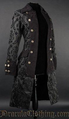 Pirate Princess Coat