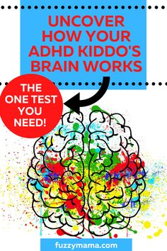 Tips for ADHD Parents | Getting a neuropsychological test for your ADHD child can be a life saver! The test can give you so much information about their brain functions and what could be behind their ADHD symptoms. Learn the ins and outs from a mom who has been there! Parenting Books, Kids And Parenting, Parenting Tips, Adhd Test, Psychological Testing, Adhd Diagnosis, Adhd Symptoms, Adhd Kids