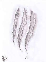 Resultado De Imagem Para Realistic Claw Mark Tattoos