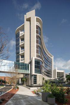 Florida Hospital for Women | Architect Magazine | HKS Architects, Orlando, Florida, Healthcare, Hospitality, New Construction