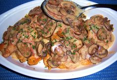 What's Cookin' Italian Style Cuisine: Veal Saltimbocca Recipe