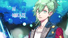 Uta no prince-sama Shining Dream Festa CM - Night Dream - Mikaze Ai  source: http://uta-no-prince-sama.tumblr.com/