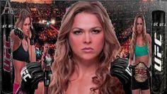 Ronda Rousey : UFC Women's Bantamweight Champion