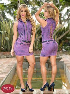 Vestido Moda Yes Brazil Ref. 113 -7417-4