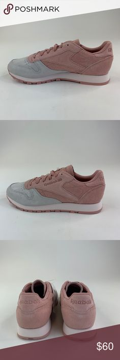 c4820ad3da3b7 Reebok Women Classic Leather Nbk Shoes Size US 7.5 Reebok Women Classic  Leather Nbk Shoes Size