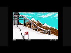 Legendary Winter Games for C-64