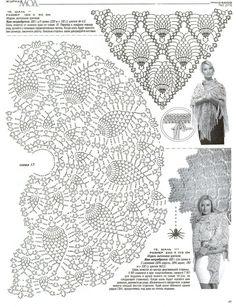 crochet so beauty pineapple shawls   make handmade, crochet, craft